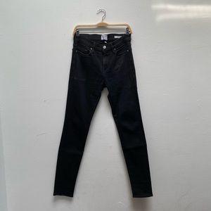 Frame Jager True Skinny Jeans